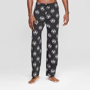 Marvel Venom Novelty Pajama Pants Sleepwear Black